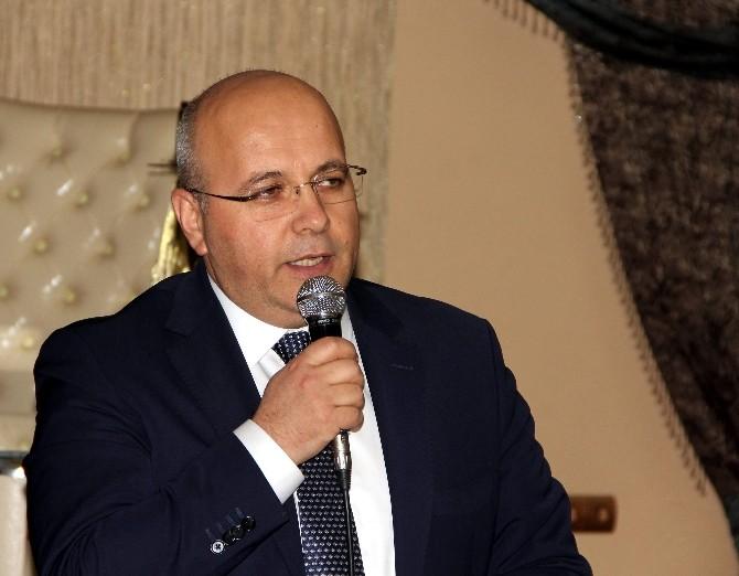AK Parti Milletvekili Adayı Namal'dan Kutlu Doğum Mesajı