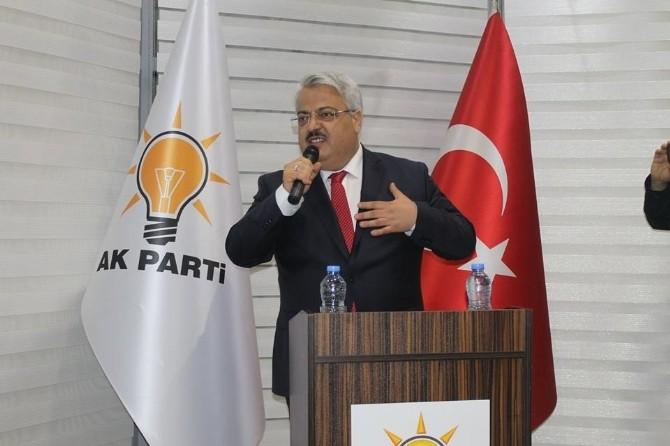 AK Parti 6. Sıra Milletvekili Adayı Ergen Develi'de