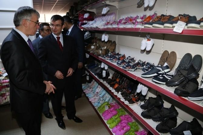 Yunus Emre Sosyal Market Açıldı