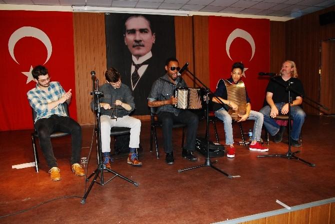 Gaziantep Kolej Vakfında Muhteşem Caz Konseri
