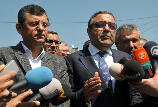 CHP'li Tanrıkulu Ve Özel'den 'Soma' Davası Yorumu