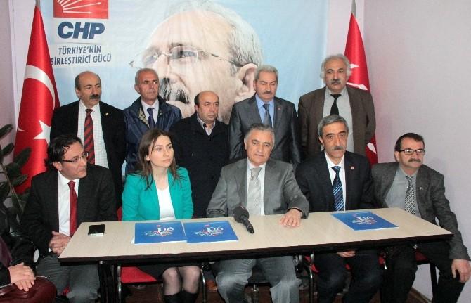 CHP'nin Erzurum Milletvekili Adayları Tanıtıldı