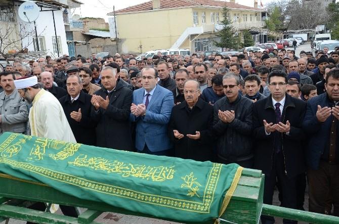 Darendeli Kırıkkale Valisi Ali Kolat'ın Acı Günü