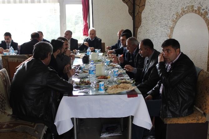 FÜ Eğitim Bir-sen Şubesi İstişare Toplantısı Düzenledi