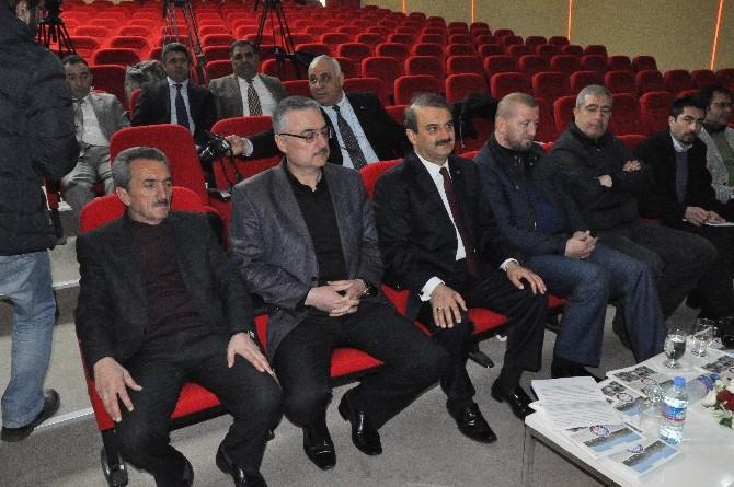 Hacılar Belediye Başkanı Doğan Ekici: