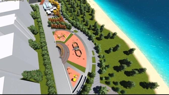 Hürriyettepe Park Projesi Hızla İlerliyor