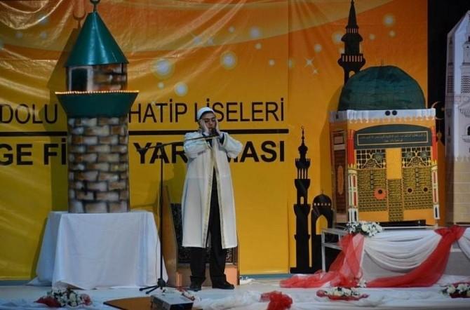 Kur'an-ı Kerim Ve Ezan Bülbülleri Erzincan'da Yarıştı