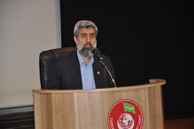 İzmir'de 'Medeniyetlerin Farkı' Konferansı