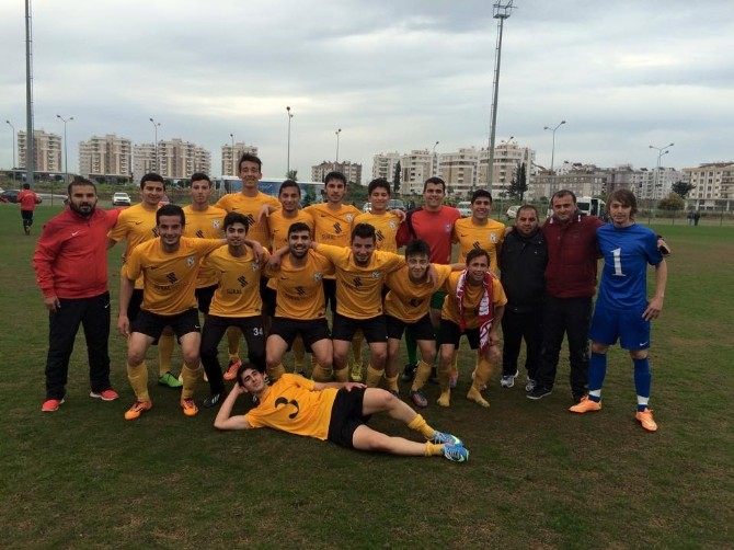 Manavgat Belediyespor U-19 Takımı, Antalya Şampiyonu Oldu