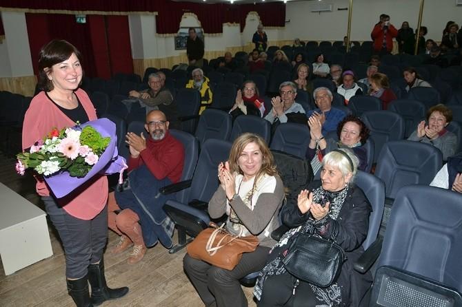 Yırca Direnişini Anlatan Belgesel Film Foça'da Gösterildi