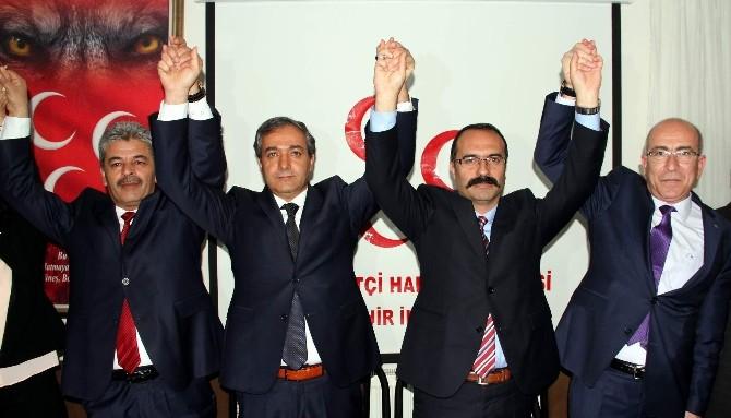 MHP Nevşehir Milletvekili Adayları Tanıtım Toplantısı Düzenlendi