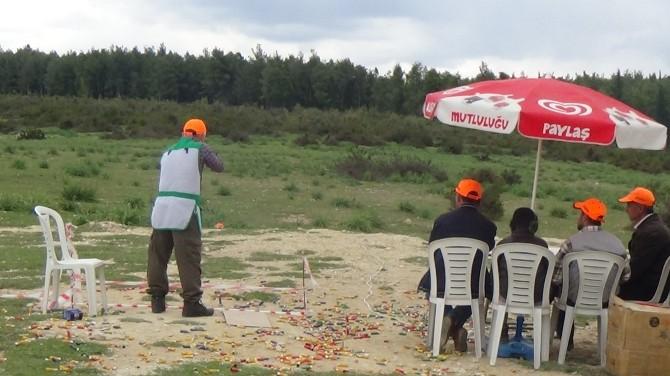 Kadirli'de Avcılar Ve Atıcılar Trap Yarışmasında Buluştu