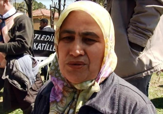 Acılı Annenin Feryadı: