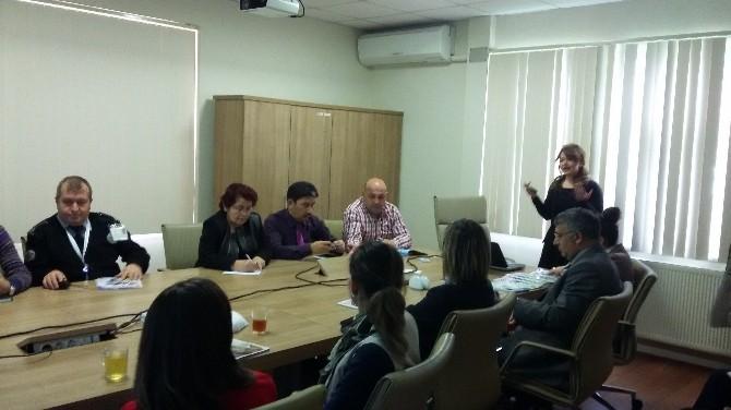 Acıbadem Ankara Hastanesi' Nden Stm Çalışanlarına Sağlıklı Beslenme Eğitimi