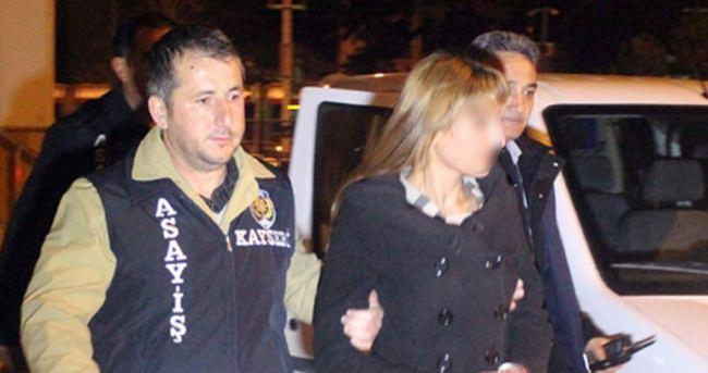 Katiller Kayseri'de yakalandı