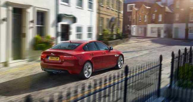 Jaguar XE'nin üretimine başlandı