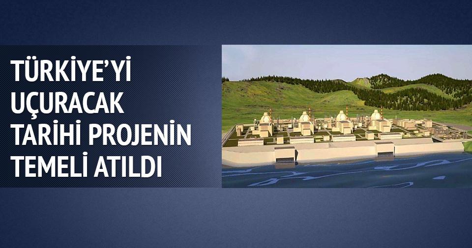 Türkiye'yi uçuracak tarihi projenin temeli atıldı