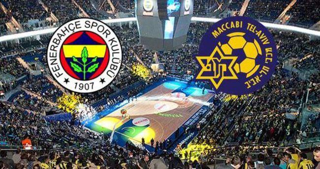 Fenerbahçe Ülker-Maccabi Electra maçı sonucu