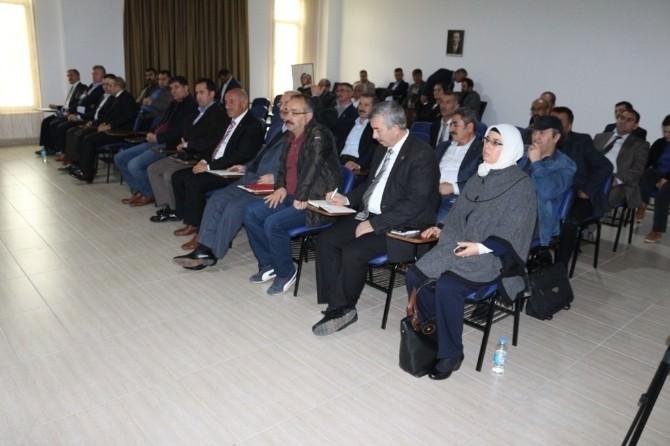 5. Turizm Çalıştayı Pertek'te Yapıldı