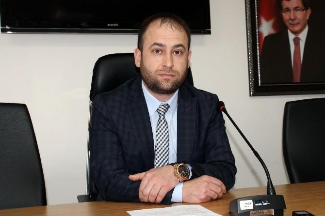 AK Parti İl Başkanlığı Haftalık Basın Toplantısını Yaptı