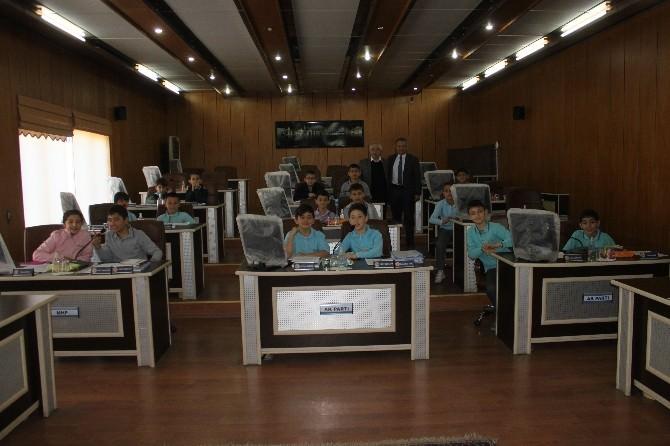 İGM'den Öğrencilere Yerel Yönetimler Eğitimi