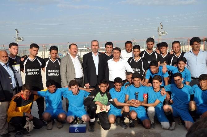 Çadırkent Gençler Arası Futbol Turnuvası