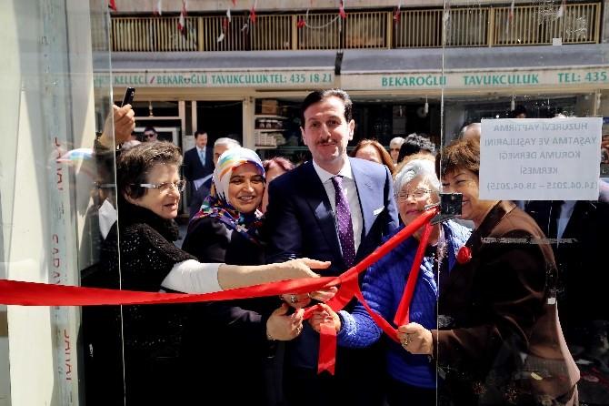 Başkan Tok Kermes Açtı, Esnafı Ziyaret Etti