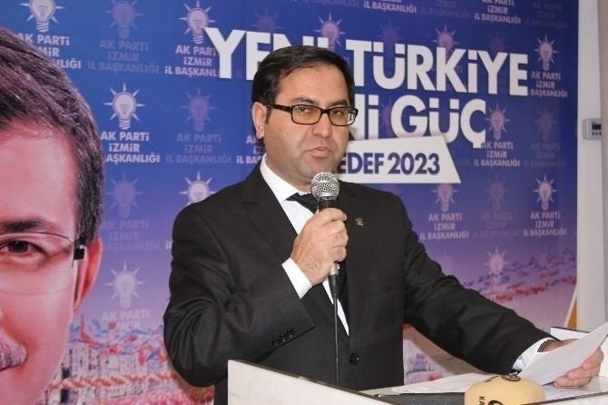 AK Partili Salık: Yolumuz Açık, Bahtımız AK Olsun