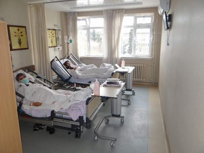 Kalp Ve Damar Cerrahisi Kliniğine Sihirli Bir Dokunuş