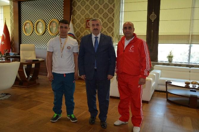 Wushu Şampiyonasına Körfez Belediyesi Damga Vurdu