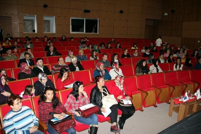 LÖSEV Samsun'da Konferans Düzenledi
