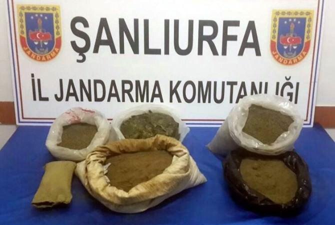 Jandarma Uyuşturucu Tacirlerine Geçit Vermiyor