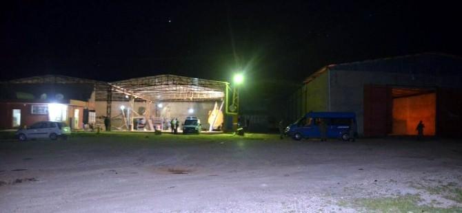 Şanlıurfa'da Boru Hattından Petrol Çalan Şebeke Çökertildi