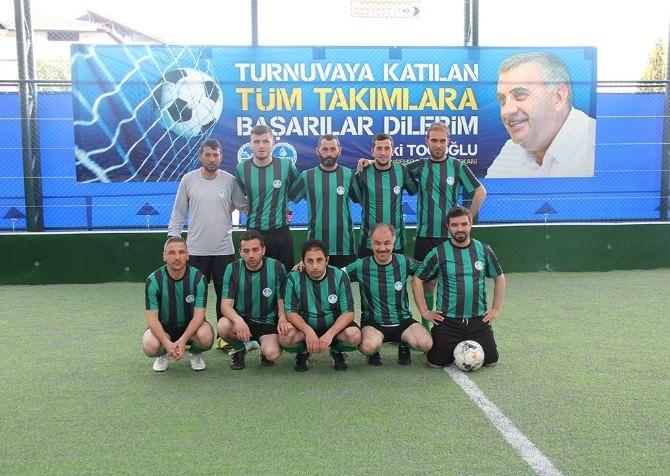 SASKİ Futbol Turnuvası Başladı