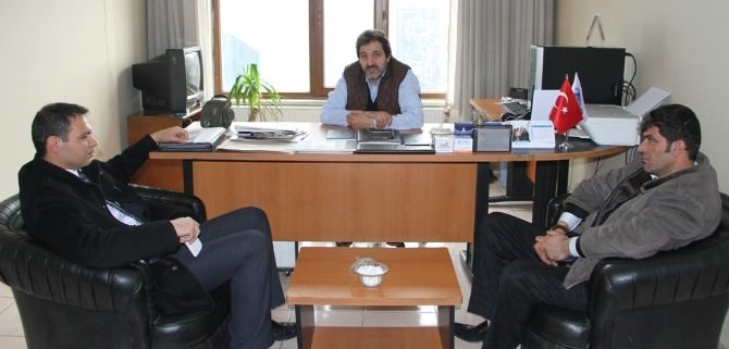 SP Van Milletvekili Adayı İlhan'dan İHA'ya Ziyaret