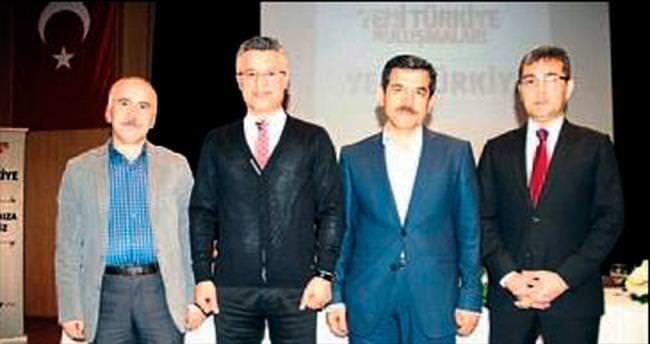 Antalya'ya yeni Türkiye anlatılıyor