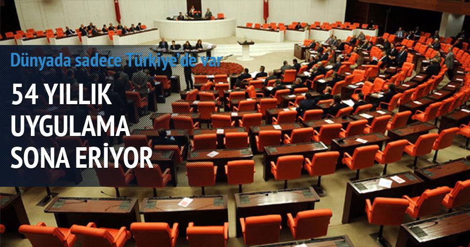 AK Parti ülkeyi 54 yıllık bir ucubeden kurtarıyor