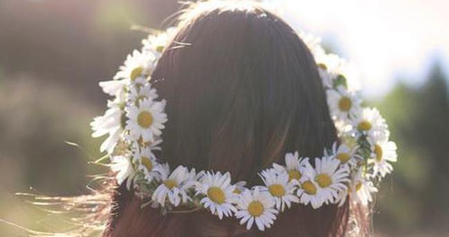 Saçları sarartan doğal formül