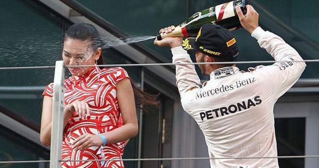 Lewis Hamilton'a kadın örgütlerinden tepki geldi