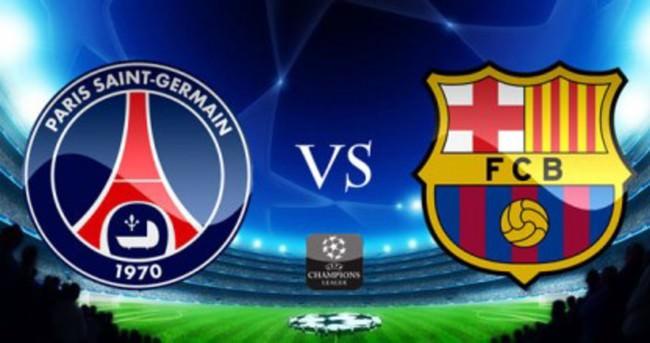 (Paris Saint Germain) PSG — Barcelona özeti ve golleri (GENİŞ-ÖZET)