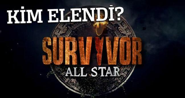 Survivor kim elendi? — Survivor All Star işte o isim!