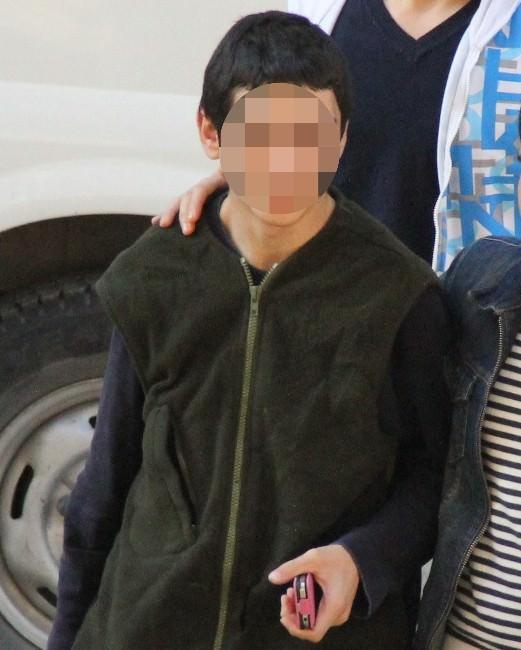 Hırsızlık Zanlısı Genç Yakalandı