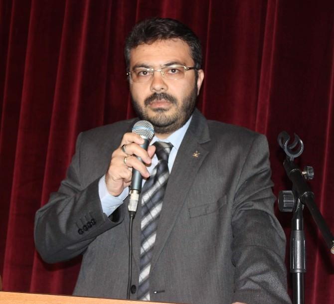 AK Parti İl Başkanı Ömer Özmen, AK Parti'yi Anlattı