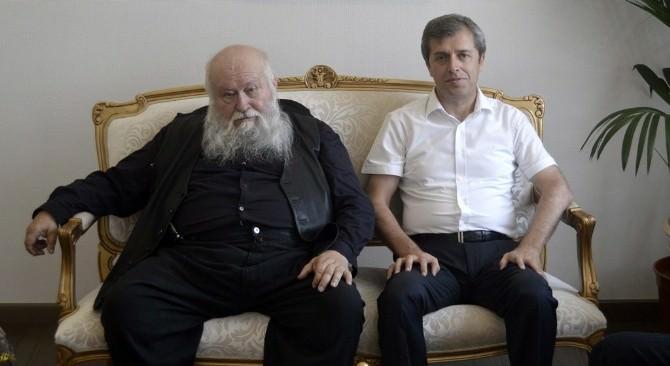 Ünlü Sanatçı Hermann Nitsch'ten Çanakkale'de Sergi