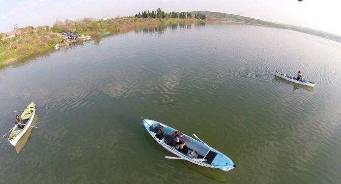 (Özel Haber) Uluabat Gölü Balıksız Kaldı