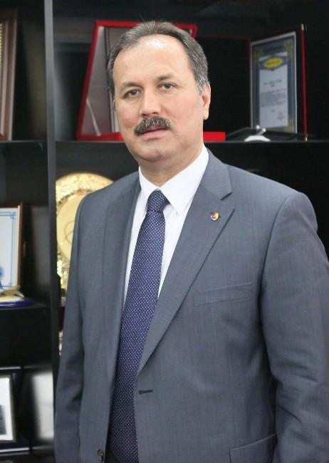 DTO Başkanı Özer'den Kutlu Doğum Haftası Mesajı