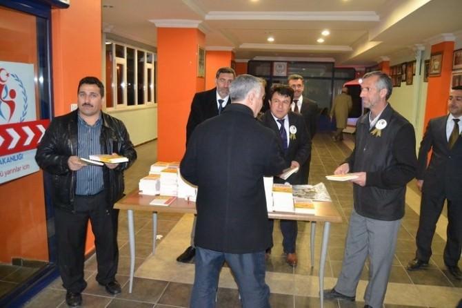 Erzincan'da Kutlu Doğum Haftası Konferansı Verildi