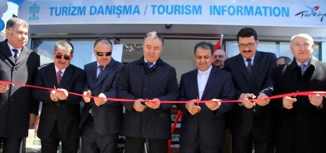 Erzurum'da 'Turizm Ofisi' Açıldı