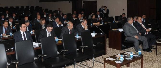 GSO Nisan Ayı Meclis Toplantısı Yapıldı