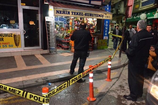 Malatya'da 1 Kişi Silahla Vuruldu